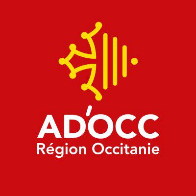 Logo Ad'OCC Région occitanie
