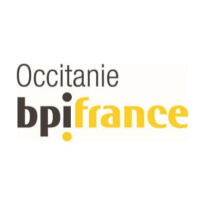 Logo Banque Publique d'Investissement Occitanie