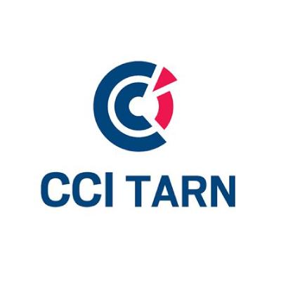 Logo Chambre de Commerce et d'Industrie du Tarn